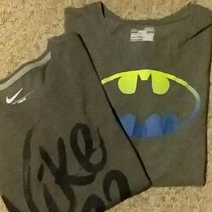 Nike Tops - Nike & Under Armor t-shirts
